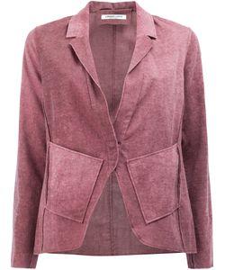 Lamberto Losani | Ombré Long Sleeve Blazer Size Large
