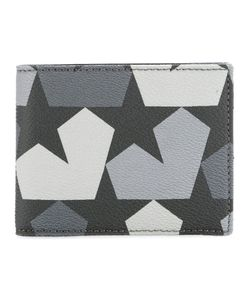 Ports | 1961 Star Camouflage Wallet Calf Leather/Pvc
