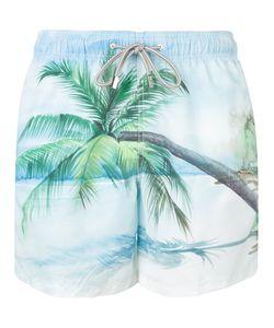 Mc2 Saint Barth   Barbados Swim Shorts