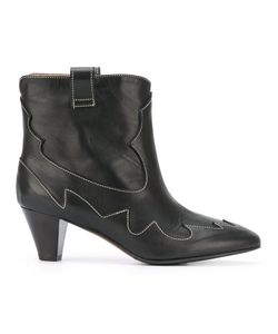 Marc Ellis | Pointed Boots Size 38