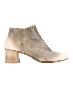 Silvano Sassetti   Mid Heel Ankle Boots