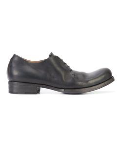 MA+ | Ma Distressed Derby Shoes 41