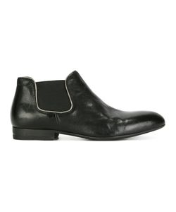 Pantanetti | Slip-On Ankle Boots 40 Calf Leather/Leather