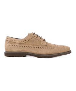 Hogan | Suede Oxford Shoes Size 6
