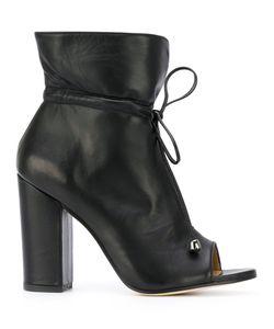 Marc Ellis | Open-Toe Boots Size 37