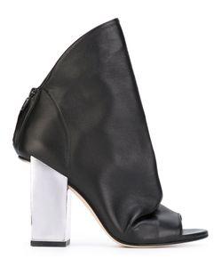 Marc Ellis | Open-Toe Boots Size 40