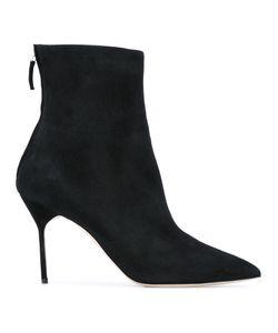 Manolo Blahnik | Zarinanu Ankle Boots