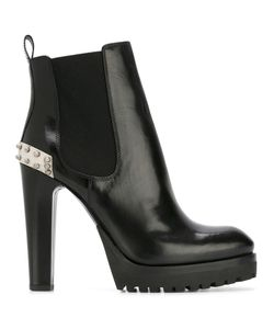 Alexander McQueen | Mod Boots 40 Calf Leather/Leather/Rubber