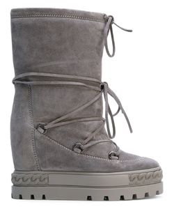 Casadei | Lace-Up Chaucer Boots Women