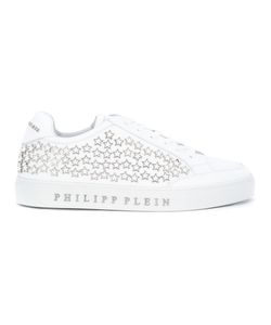 Philipp Plein | Maui Sneakers 44 Calf Leather/Leather/Plastic/Rubber