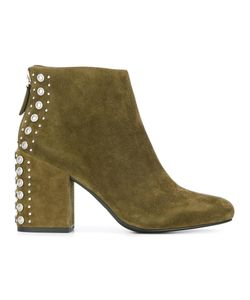 Senso | Jescinta Boots 41 Metal/Rubber/Leather/Suede