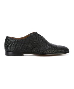 Doucal's | Basketweave Lace-Up Shoes 44
