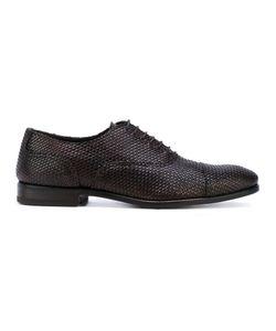 HENDERSON BARACCO | Woven Oxford Shoes