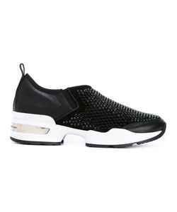 Ermanno Scervino | Studded Slip-On Sneakers