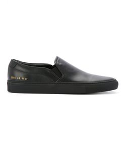 Common Projects | Contrast Sole Slip-On Sneakers Men Calf
