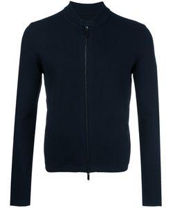 Emporio Armani   Zipped Cardigan 50 Polyamide/Polyester/Viscose