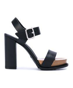 Tod'S | Buckled Platform Sandals