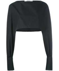 Chalayan | Cropped Cuff Detail Blouse