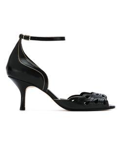 Sarah Chofakian | Peep Toe Sandals