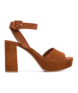Miu Miu | Platform Sandals Size 39.5