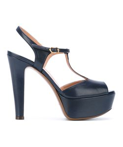 L' Autre Chose | Lautre Chose Iconic T-Bar Platform Sandals Calf