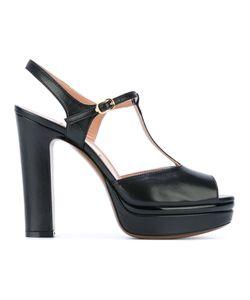 L' Autre Chose | Lautre Chose Iconic T-Bar Platform Sandals Calf