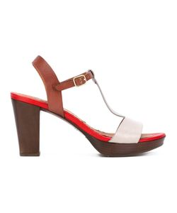 Chie Mihara | Contrast Sandals