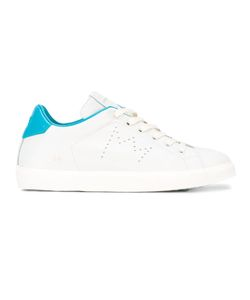Leather Crown | Classic Lace-Up Sneakers Size 36