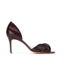 Sarah Chofakian | Leather Pumps