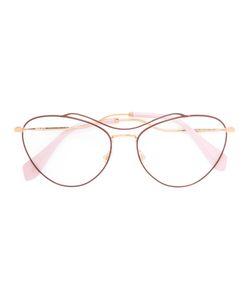 Miu Miu Eyewear | Oversized Frames Acetate/Metal