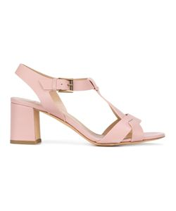 Fratelli Rossetti | Mid-Heel Sandals 39 Leather