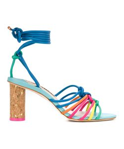 Sophia Webster | Rainbow Tied Sandals Size 39