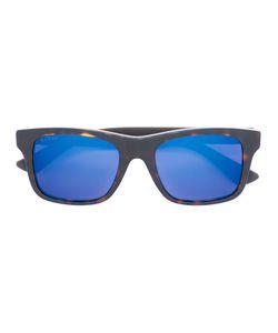 Gucci Eyewear | Web Trim Wayfarer Sunglasses Size
