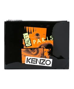Kenzo | Antonio Lopez Clutch