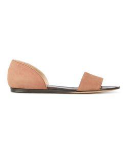 Michel Vivien | Two-Part Sandals Size 37.5