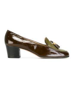 Celine Vintage   Céline Vintage Tasseled Loafers 36