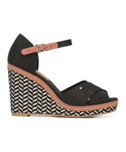 Tommy Hilfiger | Woven Wedge Sandals