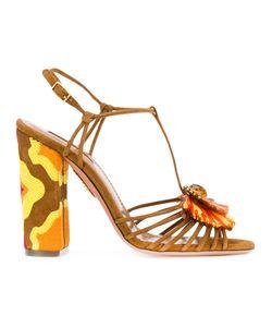 Aquazzura | Samba 85 Sandals 38.5