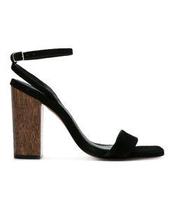 EGREY | Suede Sandals