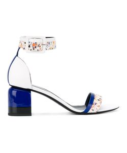 Pierre Hardy | Splash Print Sandals