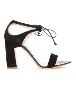 Rupert Sanderson | Rayelle Sandals 40 Leather/Suede