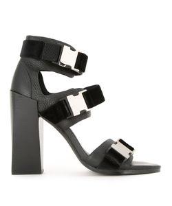MANNING CARTELL | Transformer Heel Sandals 36 Polyester