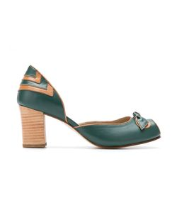 SERPUI | Peep Toe Pumps Size 37