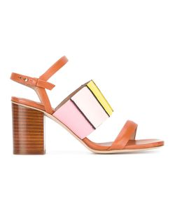 Paul Smith | Strappy Block Heel Sandals