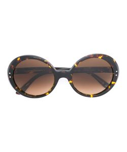 Oliver Goldsmith | Round Frame Sunglasses Acetate
