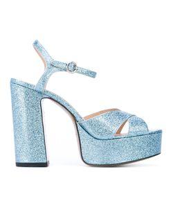 Marc Jacobs | Glittered Platform Sandals