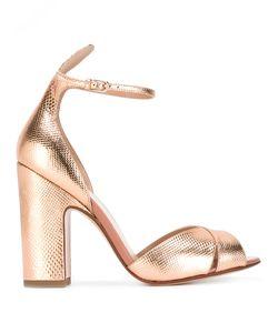 FRANCESCO RUSSO | Textured Sandals Size 38