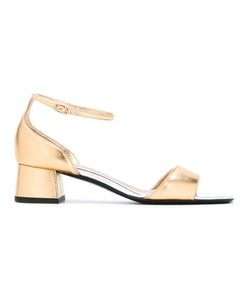 Michel Vivien | Block Heel Sandals Size 38
