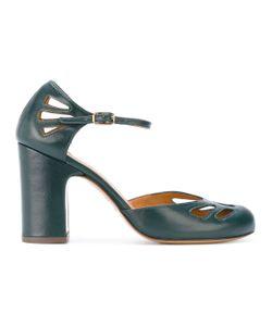Chie Mihara | Туфли-Лодочки С Вырезным Дизайном