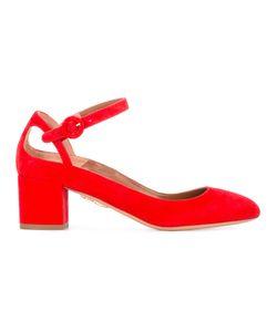 Aquazzura | Low Heel Pumps 35.5 Leather/Suede